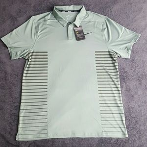 NWT NIKE  DRI-FIT GOLF POLO